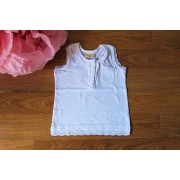Camiseta Niña Blanca